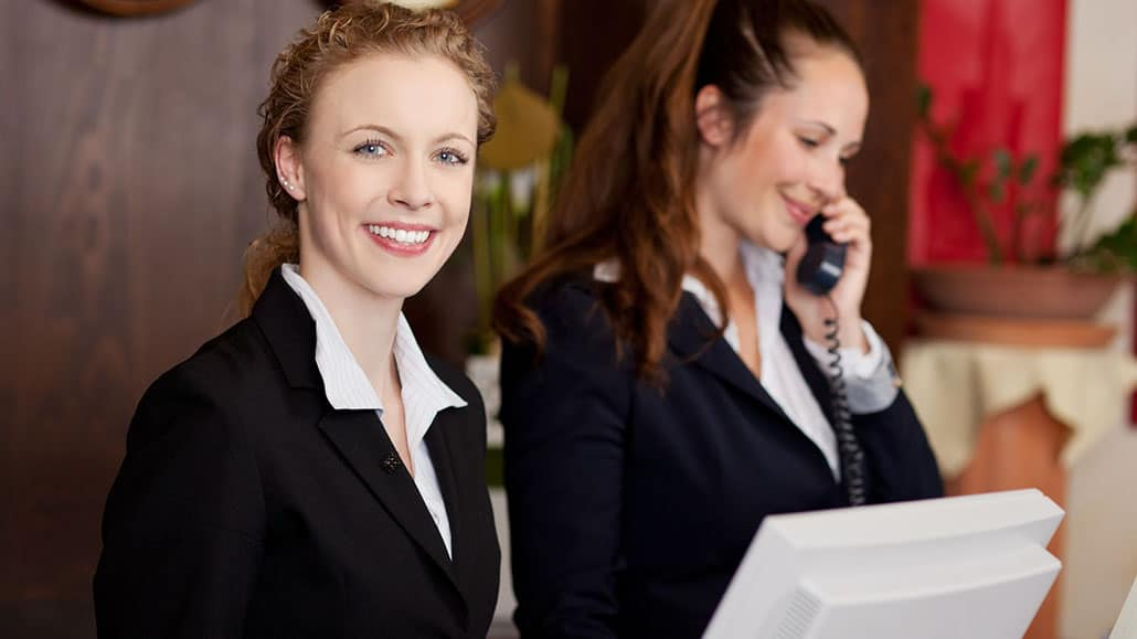 Mô tả công việc nhân viên đặt phòng