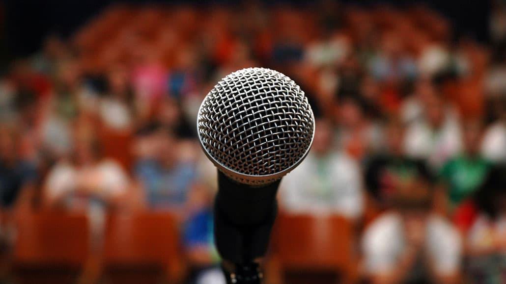 Nguyên nhân sợ thuyết trình