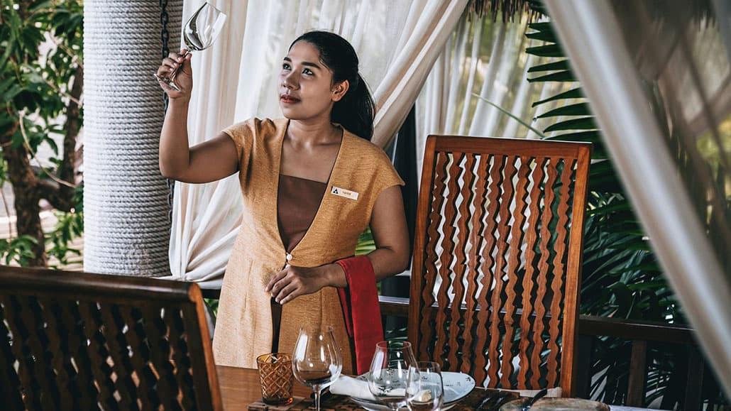 Mô tả công việc Restaurant captain